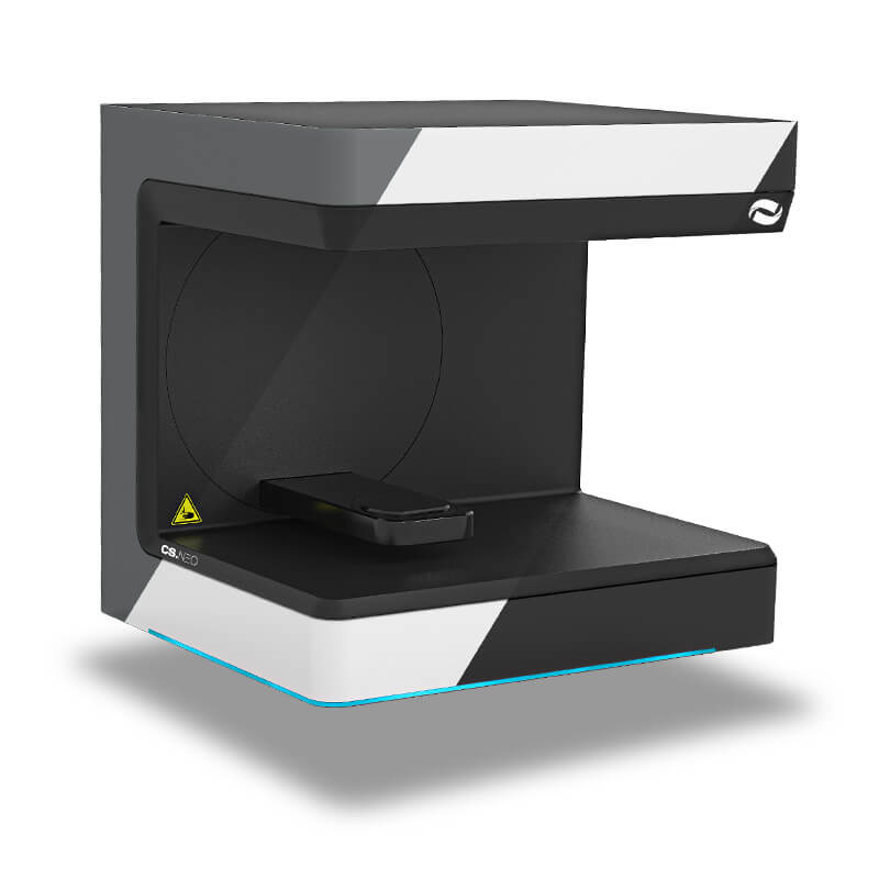 3D Dental Scanner CS Neo Farben